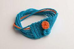 14 FREE Bracelets Crochet Patterns......Crochet pattern octopus bracelet