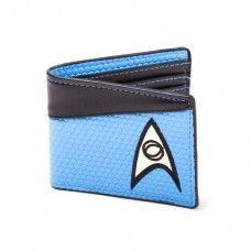 Star Trek Bi-Fold Science Logo Wallet (Blue)