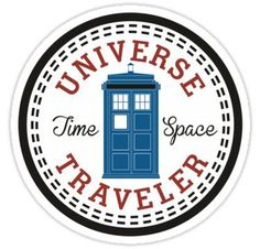 Converse Doctor Who Stickers