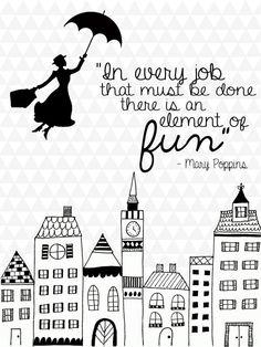 Sprüche, Wörter, Lebensweisheiten Just watched Mary Poppins with the grandkids . The Words, Mary Poppins Quotes, Mary Kay Quotes, Movie Quotes, Job Quotes, Quotes From Movies, Wall Quotes, Decir No, Messages