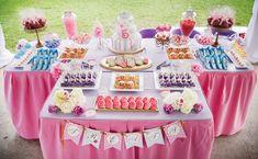 DP princesses' dresses-birthday-party