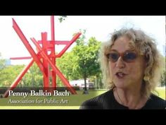 Meet Penny Balkin Bach, Executive Director of the Association For Public Art, and find out what she wishes you knew...