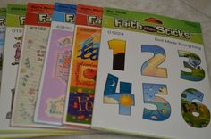Stickers! Faith That Sticks (review & giveaway) | RaisingArrows.net
