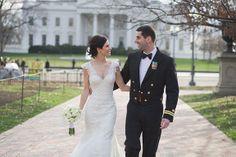 Rachel & Daniel's Christmas Wedding at the Army & Navy Club in Washington, DC