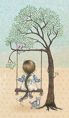 by Vian ... la la la swing la la la
