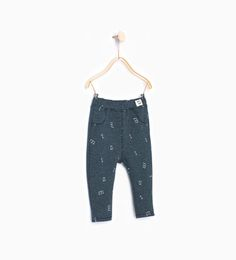 Notes leggings-Trousers-Baby boy-COLLECTION AW15 | ZARA United States