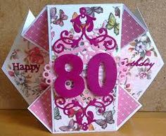 Image result for double diamond fold card