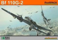 Eduard Bf 110G-2 (ölçek 1:48)
