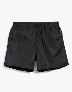 Perry Swimshort in Black