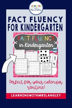 This math unit provides kindergarten, first grade, or even second grade students with addition practice using games, subitizing, flash cards for whole group instruction and practice pages. Add this to your 1st grade, 2nd grade, or even kindergarten curriculum as extra practice to master facts in a concrete and hands on way rather than just memorization. Classroom Freebies, Primary Classroom, Subitizing, Math Boards, Kindergarten Curriculum, Addition Facts, Hands On Activities, Math Lessons, Second Grade
