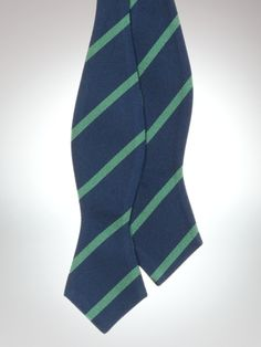 6ffac6123a2e Striped Spencer Bow Tie - Polo Ralph Lauren Bow Ties - RalphLauren.com RALPH  LAUREN