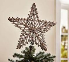 Twig Star Tree Topper