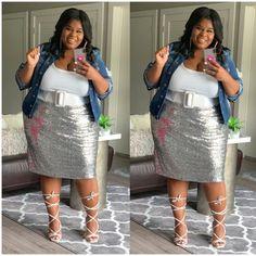 Big Girl Fashion, Curvy Women Fashion, Diva Fashion, Plus Size Fashion, Curvy Outfits, Unique Outfits, Plus Size Outfits, Mode Plus, Curvy Models