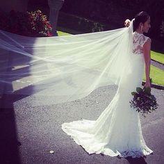 """ザ・トリート・ドレッシング(The Treat Dressing)バーニーズニューヨーク横浜店 My Best Wedding Dress!!! Monique Lhuillier(モニーク・ルイリエ)の""""MILA""""(ミラ)"""