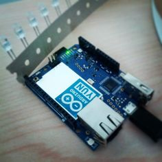 Arduino Yún: the best hacks you will ever see