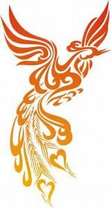 Image result for Phoenix Tattoo Designs for Women