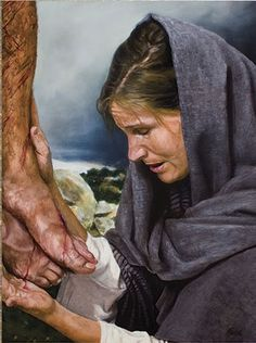 Beautiful feet Oh, my Lord thank you for loving each of so much.