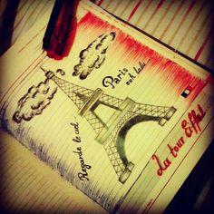 La tour Eiffel ...★★★ ♥♥