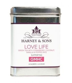 Harney & Sons tea is a lovely gift on its own, but two things can make it better. First, if it's a tin of Love Life. Second, if 50 percent of the sales go to GMHC and support their fight to end the AIDS epidemic.