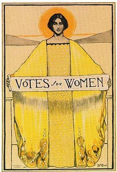 Vintage Voting Posters | POPSUGAR Love