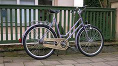 Lila bike