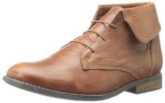 Steve Madden Shoes For Women - Stingrei Bootie In Cognac Leather