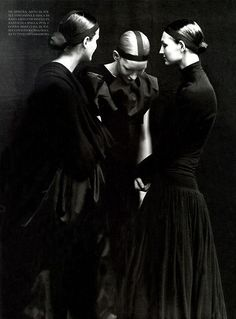Vogue Italia jul 98 Peter Lindberg
