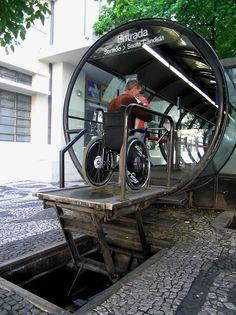 Bus Stops 5 Curitiba Brasil