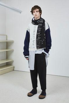 3.1 Phillip Lim | Menswear - Autumn 2018 | Look 26