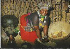 Zula matron, cooking