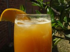 Apricot Citrus Drink from Food.com:   								Here's a very good tasting, non-alcoholic drink.