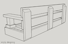 Porch Swing Plans
