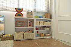 Ambiente preparado 12-15 meses - Prepared environment 12 -15 mo • Montessori en Casa