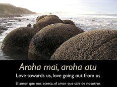 Love towards us, love going out from us. - Maori proverb new zealand Aroha mai, aroha atu. Abstract Sculpture, Sculpture Art, Metal Sculptures, Bronze Sculpture, Birth Affirmations, Maori Art, Kiwiana, All Things New, Love