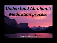 Abraham Hicks - Understand Abraham's meditation process - YouTube