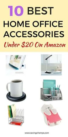 Home Office Organization Tips – How To Achieve A Neat And Organized Home Office Home Office Accessories, Home Office Decor, Home Decor, Office Furniture, Furniture Decor, Small Office Decor, Corporate Office Decor, Cheap Office Decor, School Accessories
