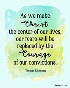 LDS General Conference... October 2015 quotes and prints! - inkhappi