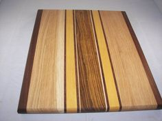 Modern Cutting Boards, Diy Cutting Board, Butcher Block Cutting Board, Bamboo Cutting Board, Chopping Boards, Woodworking Videos, Custom Woodworking, Woodworking Projects Plans, Serving Board