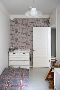 Modern baby's room / IsyyspakkausLastenhuone