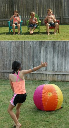so many fun summer activities for kids you can do right in your own backyard!