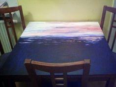 ocean kitchen table