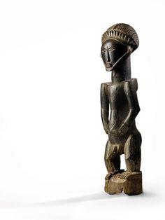 Full House, Congo, Art Africain, African Art, Les Oeuvres, Sculptures, Auction, African Artwork, Sculpture