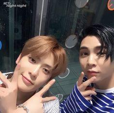 jaehyun and johnny from nct night night