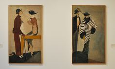 Museu Calouste Gulbenkian - José de Almada Negreiros: uma maneira de ser moderno (a way of being modern) | by jaime.silva