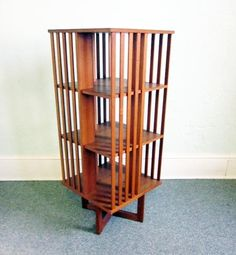 Space Saver U2014 Revolving Bookcases Revisited | Revolving Bookcase, Space  Saver And Spaces Photo