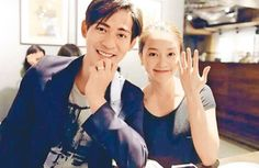 Vic Chou and Reen Yu are expecting their first baby!