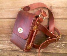 Steampunk shoulderbag, number 2 via Etsy