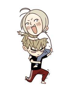 Chibi Anime, Fanarts Anime, Kawaii Anime, Manga Anime, Anime Art, 19 Days Characters, Bl Webtoon, Days Manga, Manga Cute