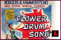 FLOWER DRUM SONG - Chinese stowaway Mei Li arrives in San Francisco with her father to meet her fiancé, wealthy nightclub owner Sammy Fong in an arranged marriage, but the groom has his eye on his star singer Linda Low.