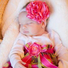 Baby Girl Dress Baby Girl Bodysuit Dress Sleep by ChelseaRoseBaby, $33.00